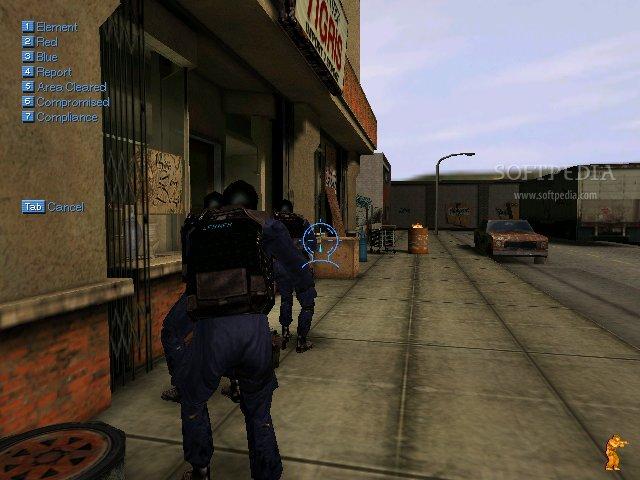 Swat 3 Close Quarters Battle Demo Download