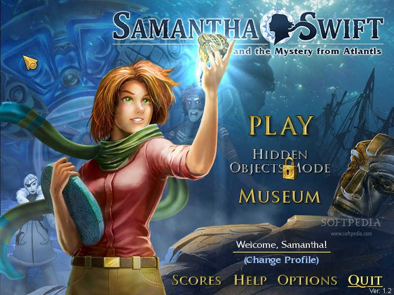 Samantha swift mystery from atlantis play online