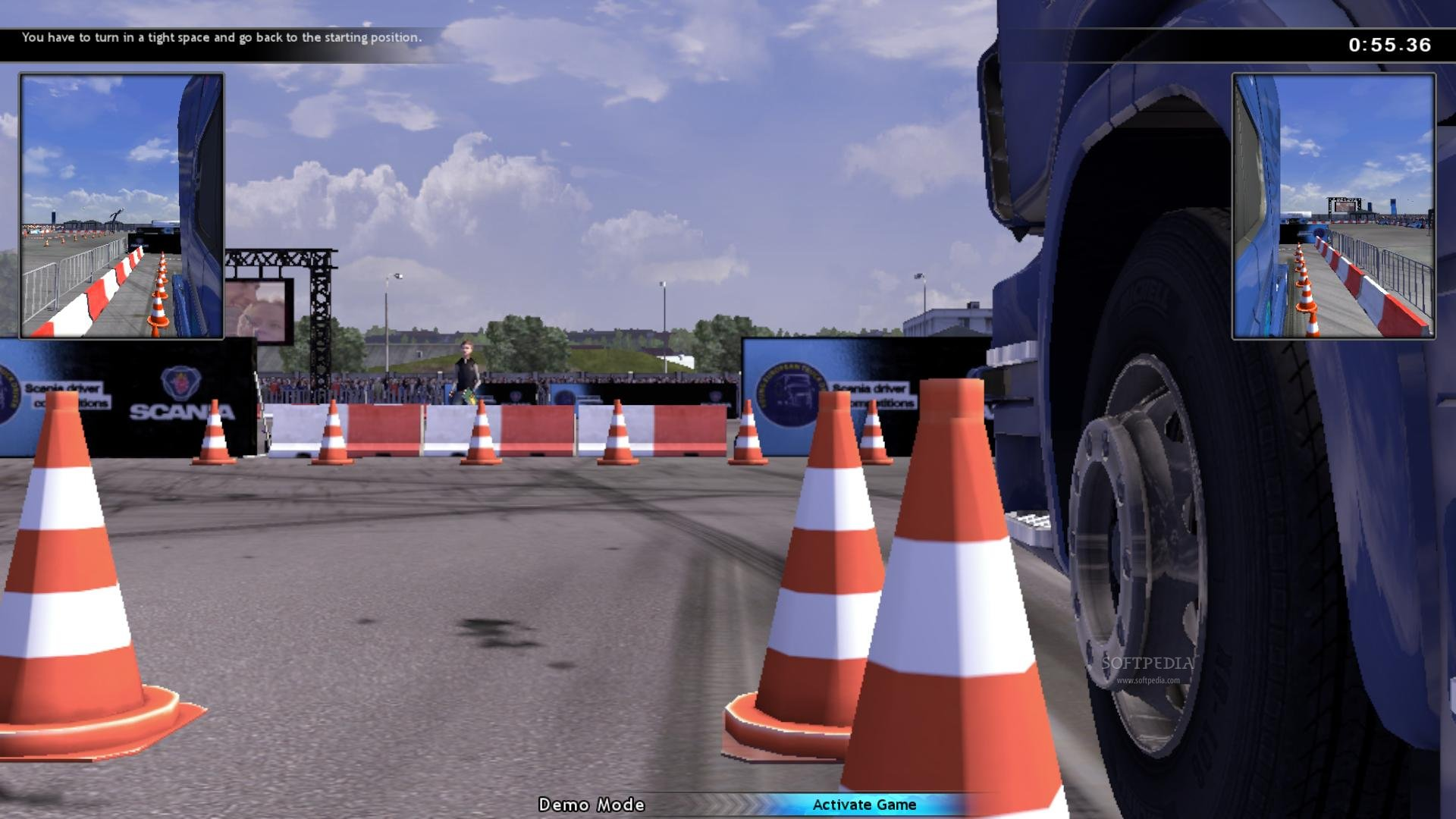 Scania Truck Driving Simulator screenshot 12