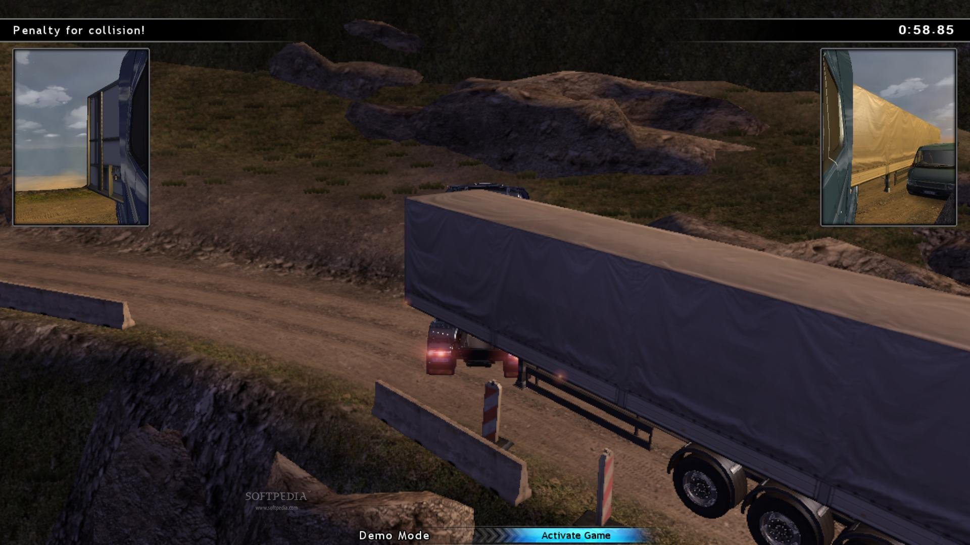 Scania Truck Driving Simulator screenshot 17