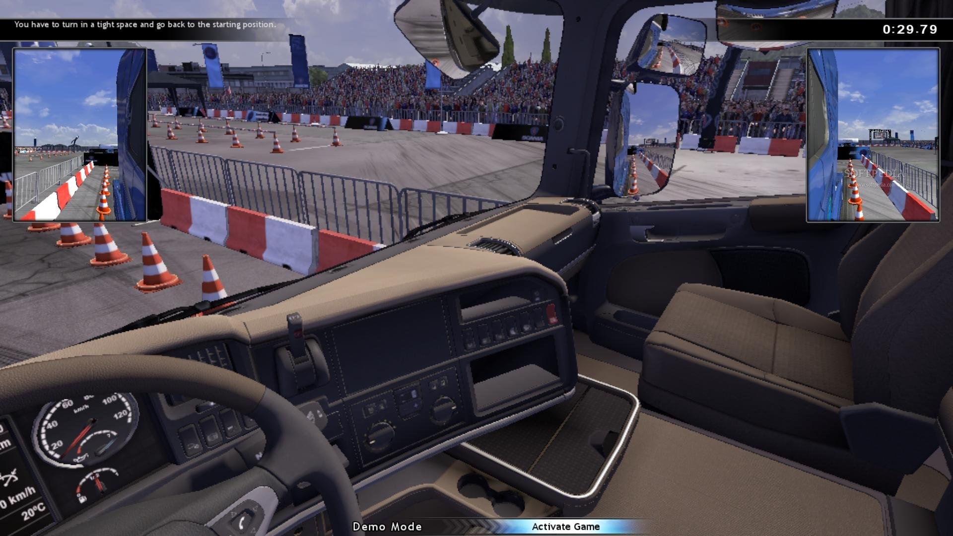 Scania Truck Driving Simulator screenshot 6