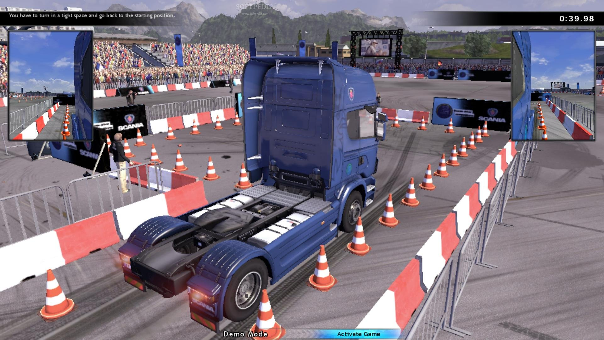 Scania Truck Driving Simulator screenshot 8