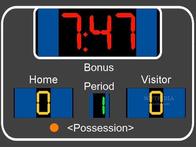 ScoreboardBB screenshot 1