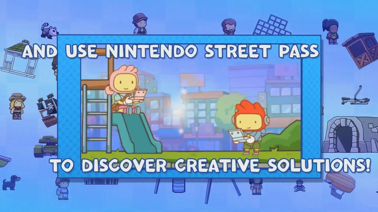 Scribblenauts Unlimited: Announcement Trailer screenshot 4