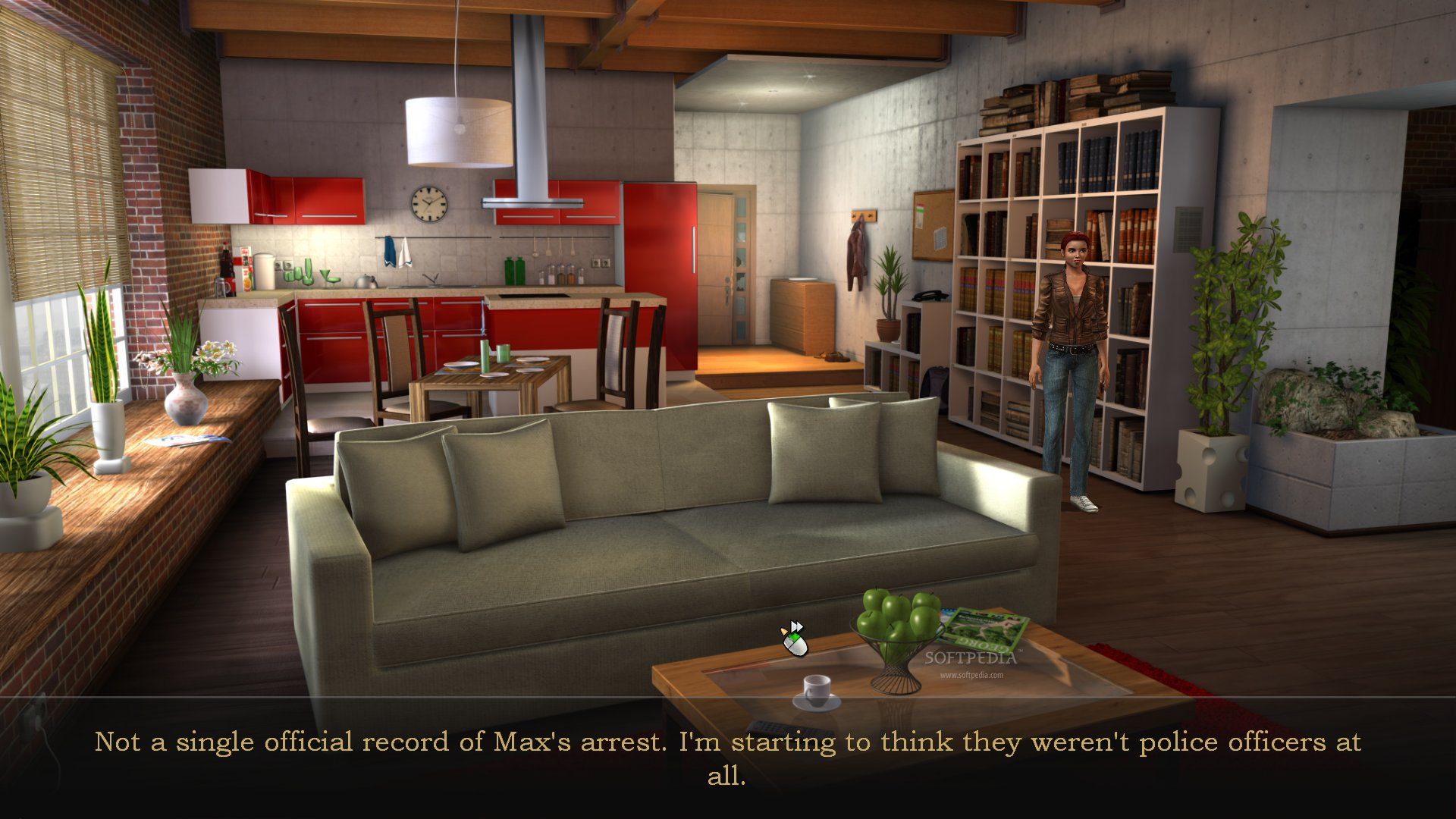 Secret Files 3 German Patch screenshot 3