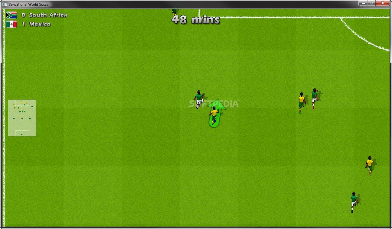 Sensational World Soccer - Download