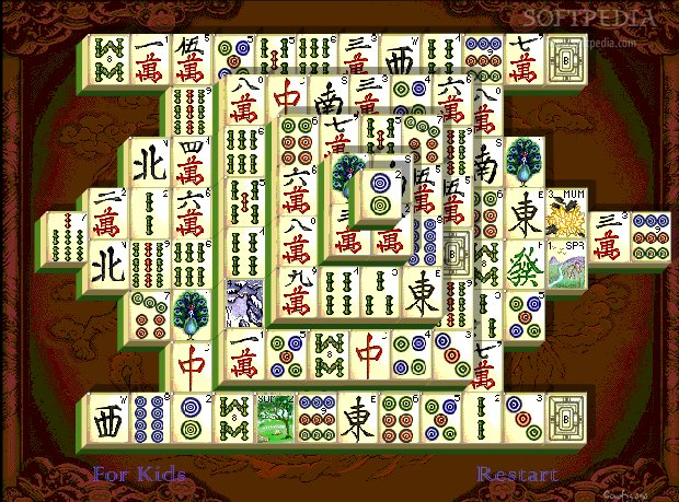Mahjong Shanghei