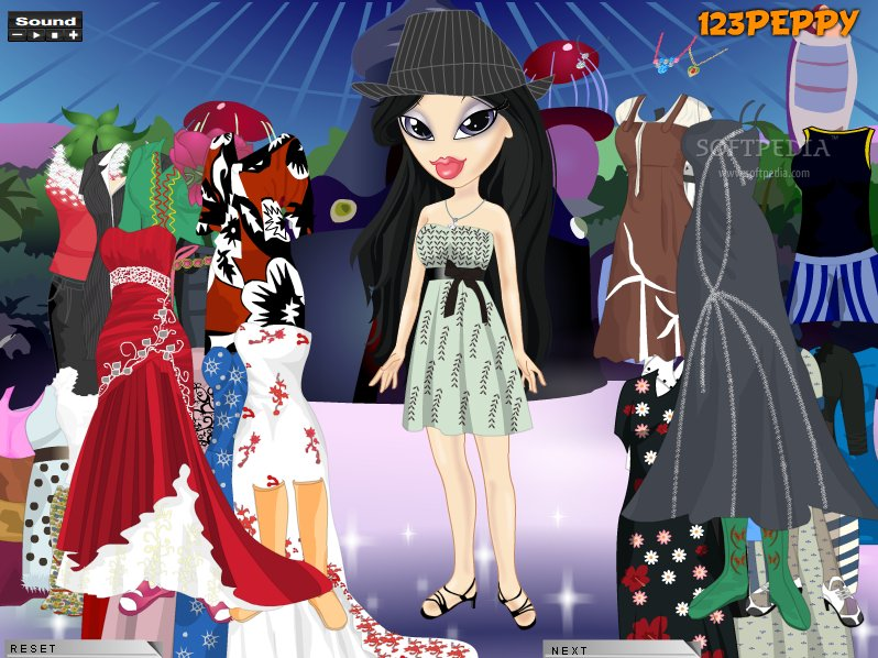 Dress Up Bratz | Auto Design Tech