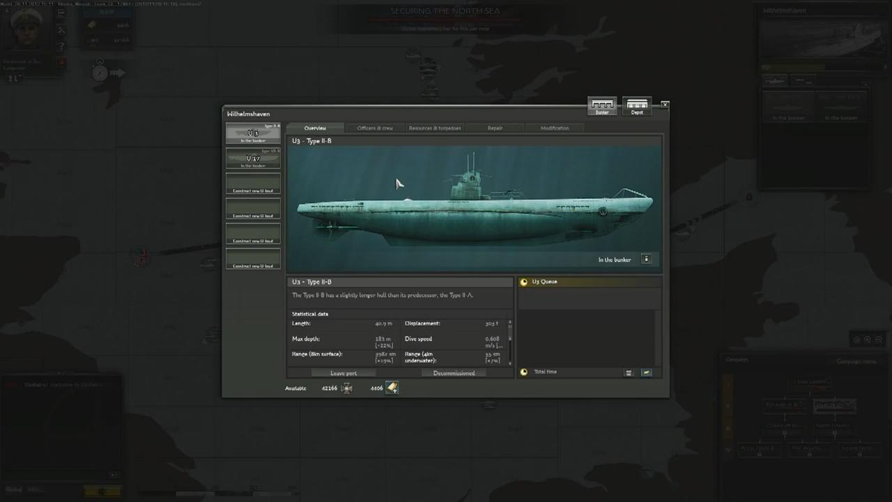 Silent Hunter Online: COMM DEV Video #2 - Fleet Management Trailer screenshot 2