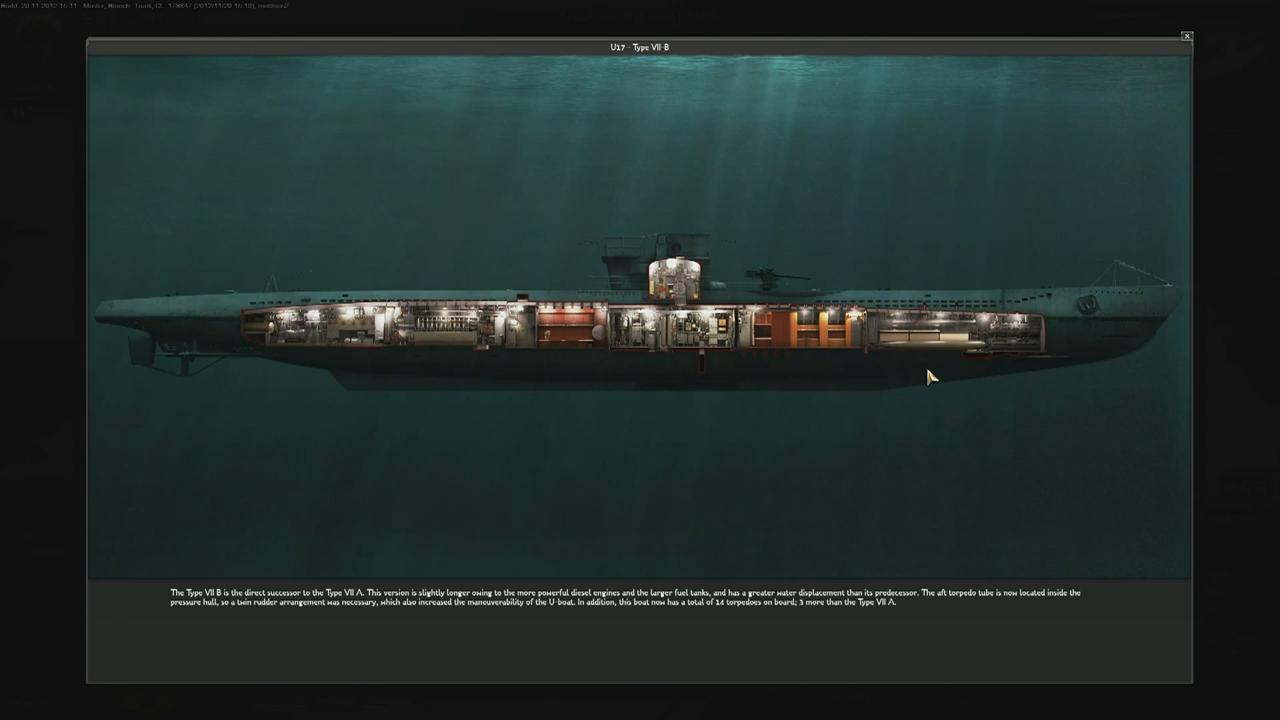 Silent Hunter Online: COMM DEV Video #2 - Fleet Management Trailer screenshot 4