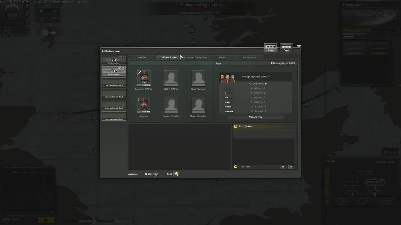 Silent Hunter Online: COMM DEV Video #2 - Fleet Management Trailer screenshot 6