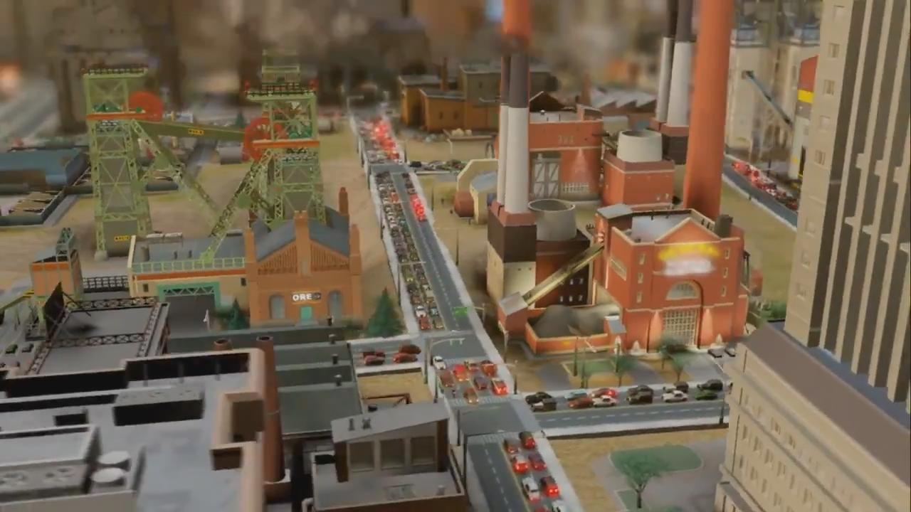 SimCity (2013): Intro Cinematic Trailer screenshot 3