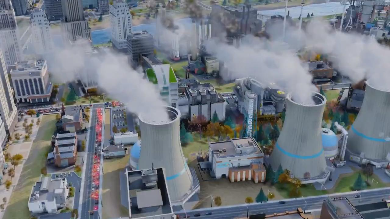 SimCity (2013): Intro Cinematic Trailer screenshot 4