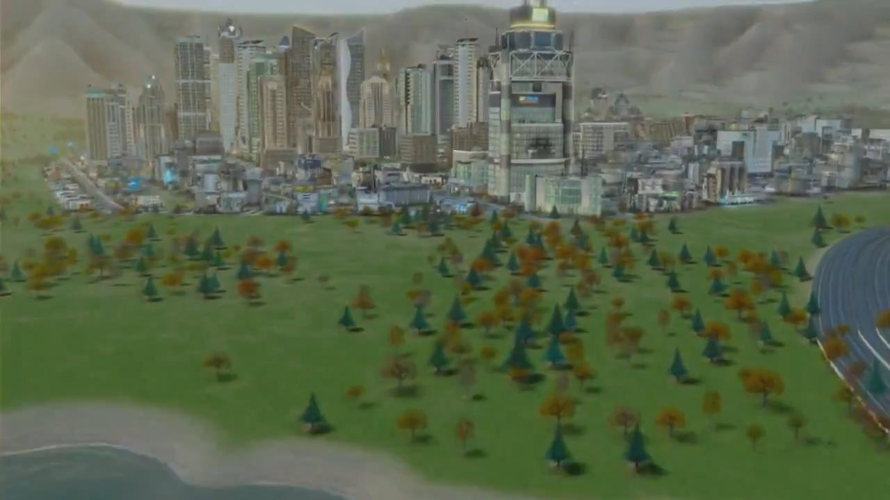 SimCity (2013): Intro Cinematic Trailer screenshot 7