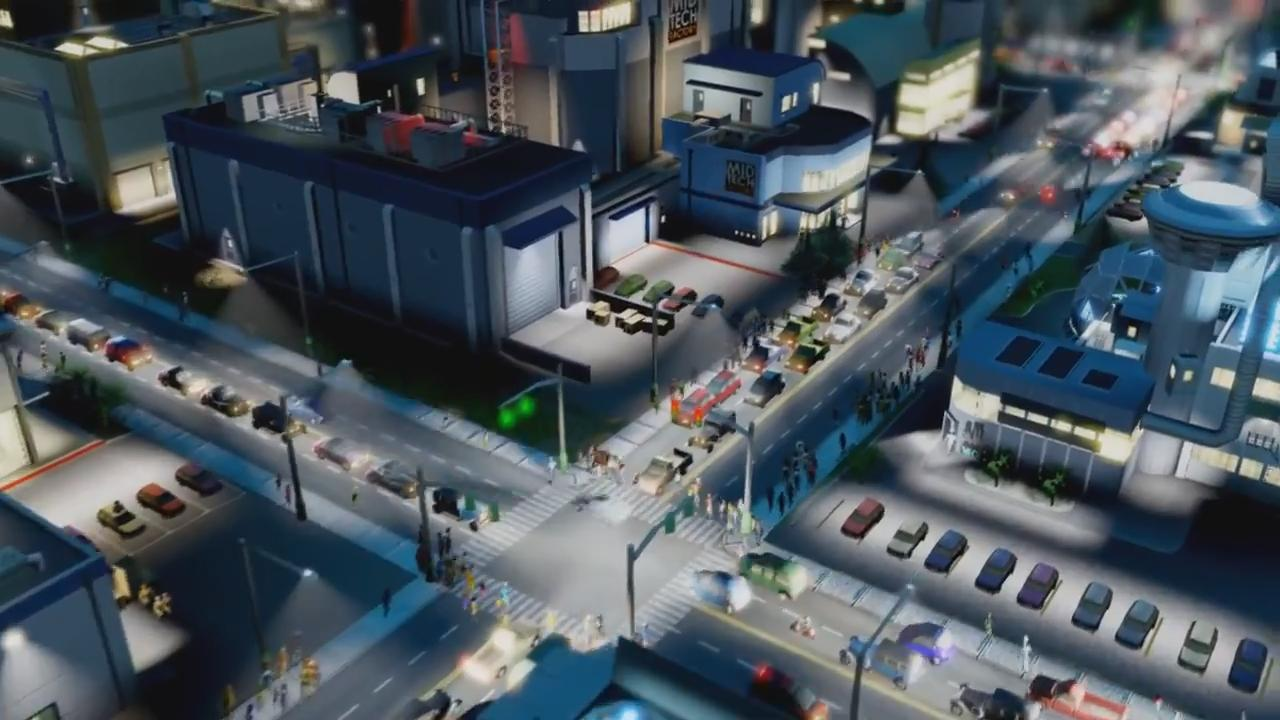 SimCity (2013): Intro Cinematic Trailer screenshot 8