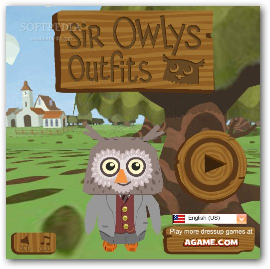 Sir Owly's Outfits screenshot 1