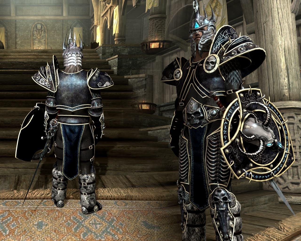 Skyrim Armor Mods
