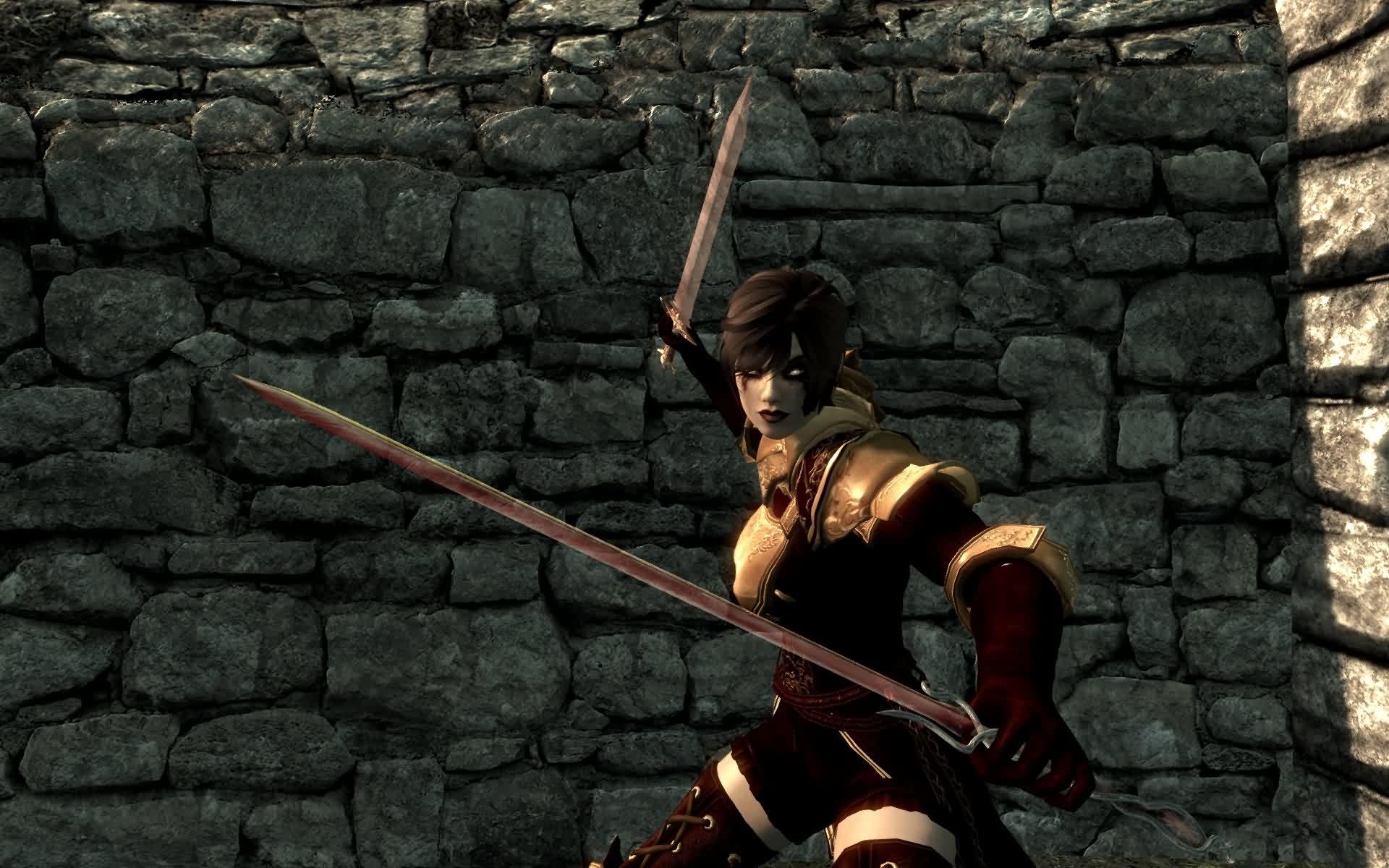 Skyrim Mod - Gizmodian Oblivion Weapons Download