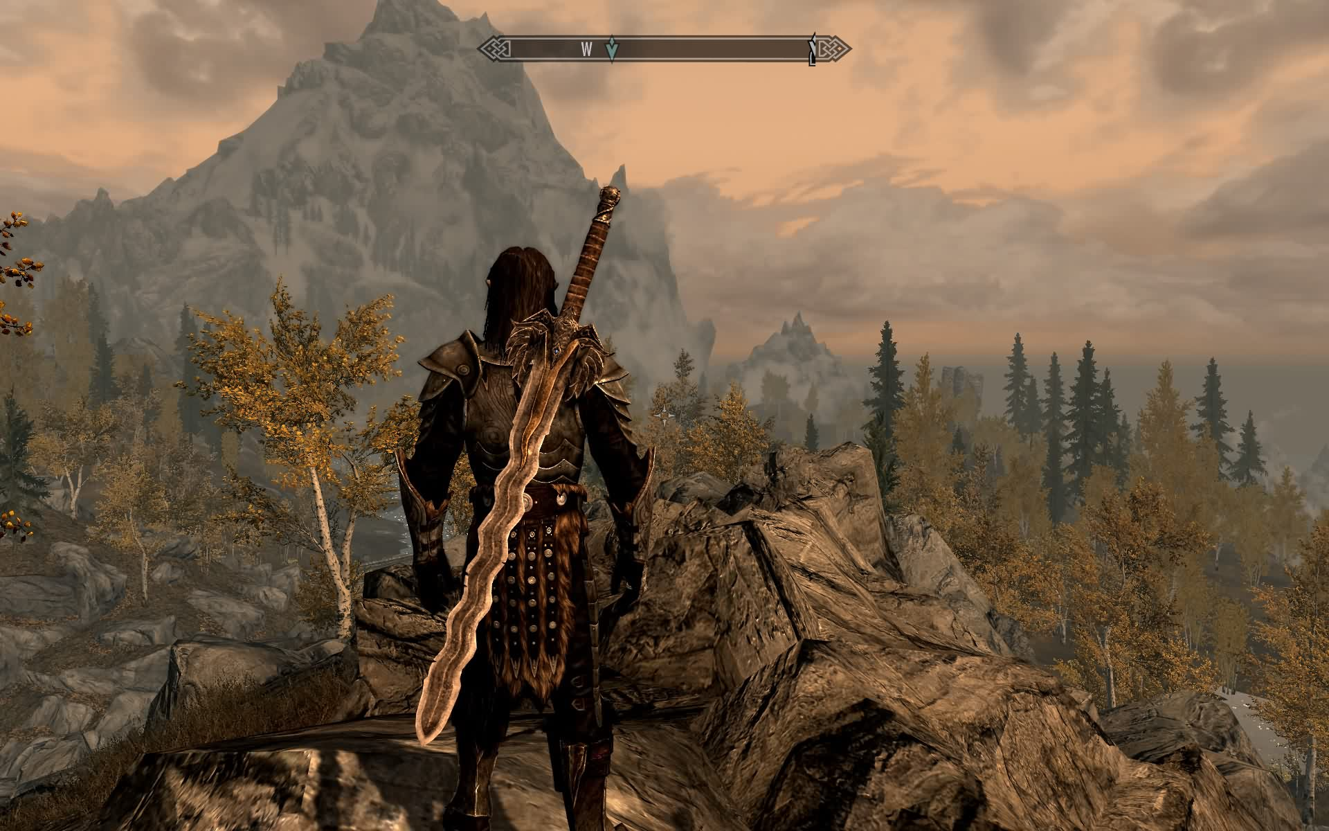 Skyrim Mod - The Sword Of The One Eyed Crow screenshot 4