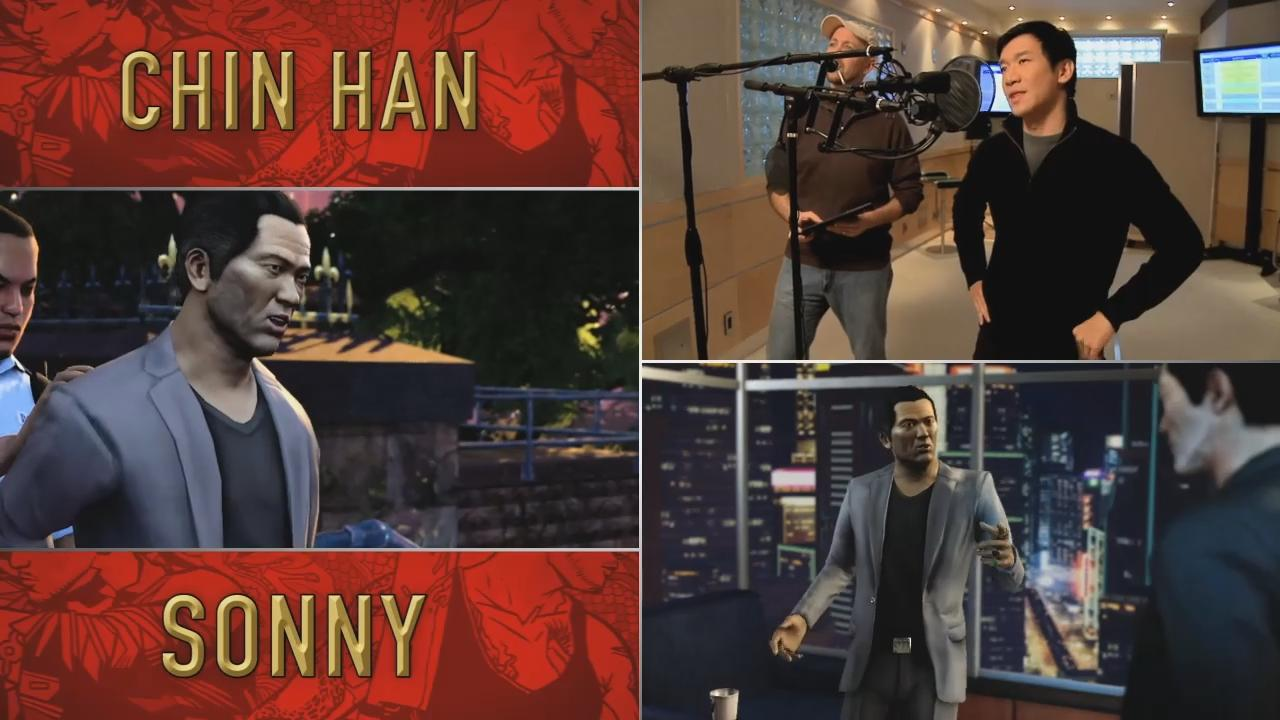Sleeping Dogs: Behind The Scenes - Voice Talent Trailer screenshot 13