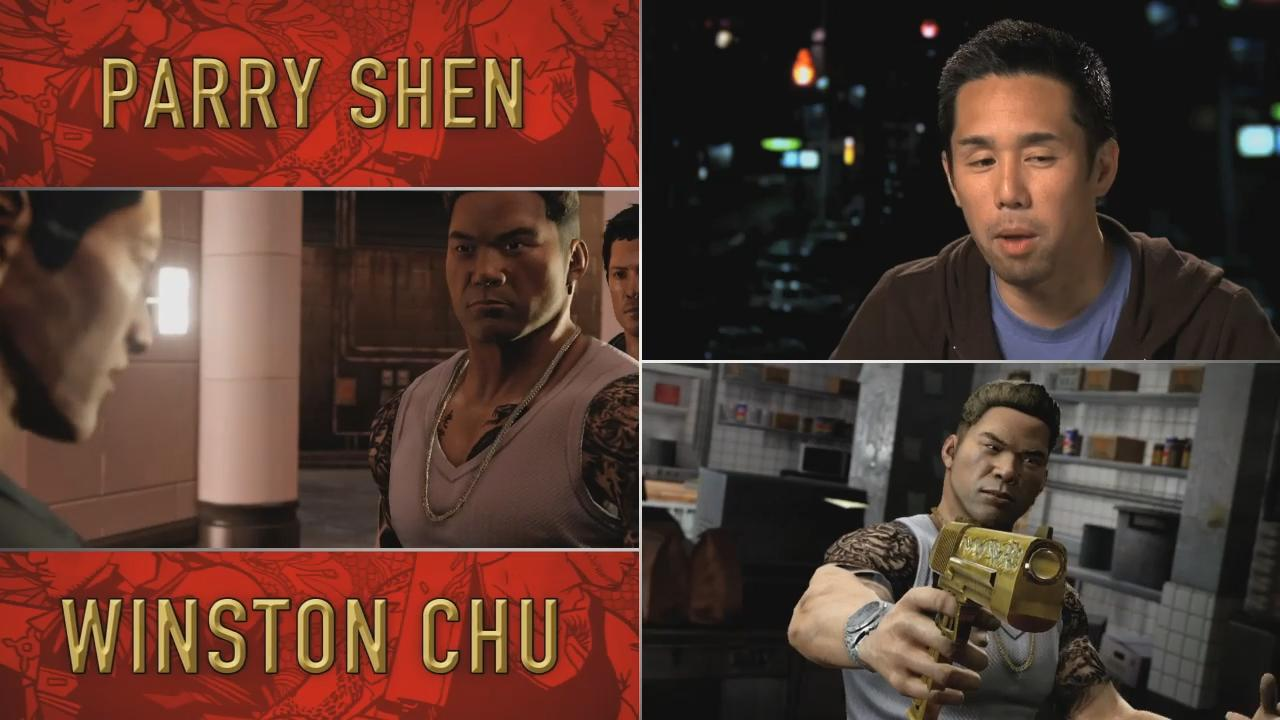 Sleeping Dogs: Behind The Scenes - Voice Talent Trailer screenshot 15
