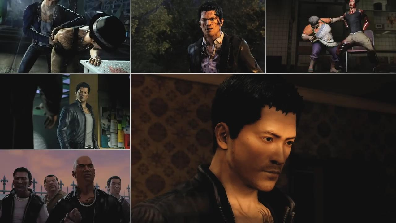Sleeping Dogs: Behind The Scenes - Voice Talent Trailer screenshot 3