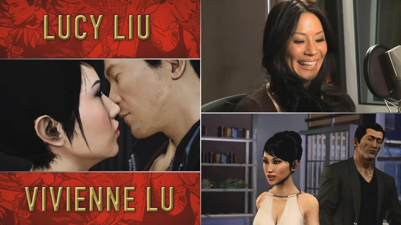 Sleeping Dogs: Behind The Scenes - Voice Talent Trailer screenshot 7
