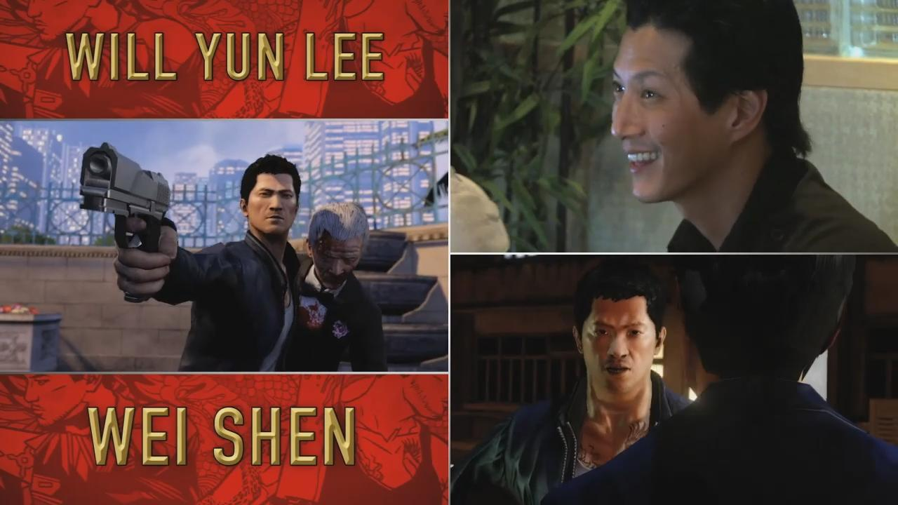 Sleeping Dogs: Behind The Scenes - Voice Talent Trailer screenshot 8