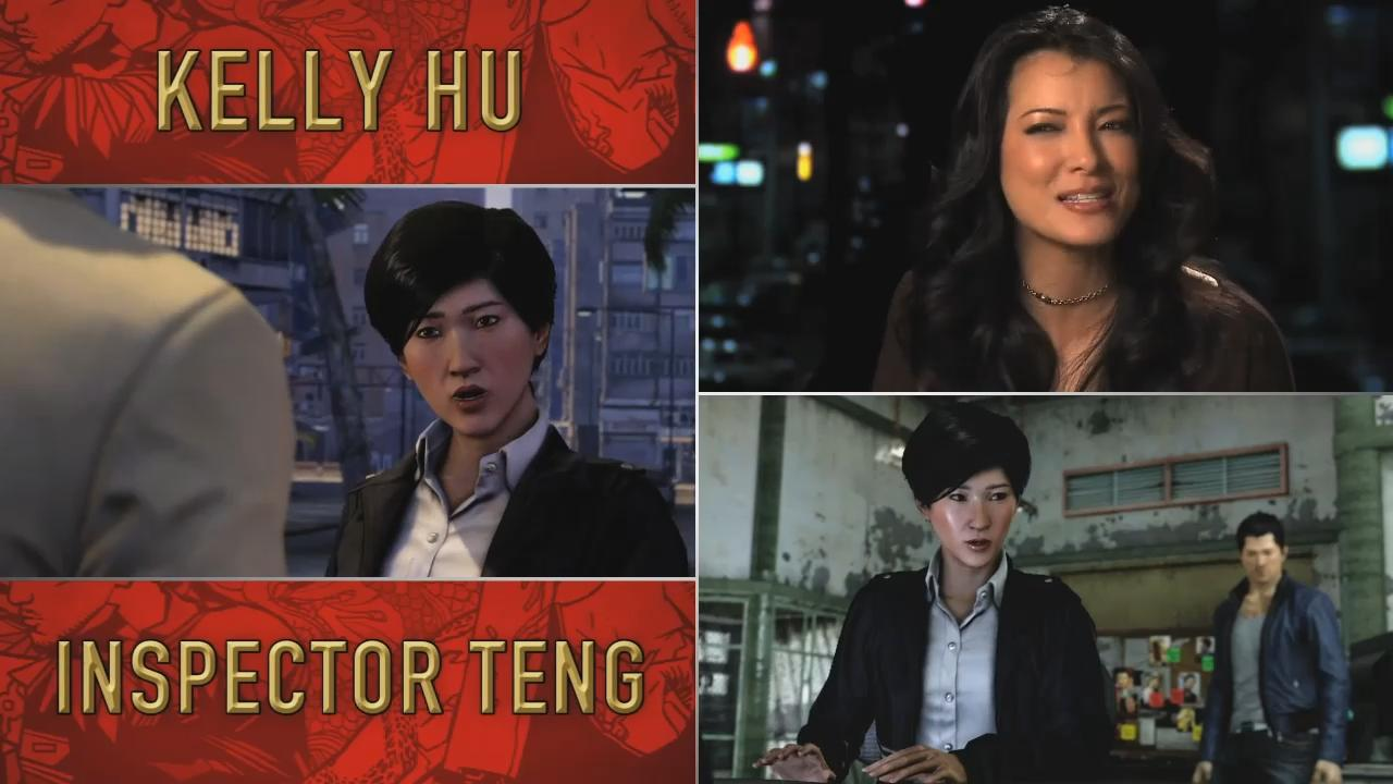 Sleeping Dogs: Behind The Scenes - Voice Talent Trailer screenshot 9
