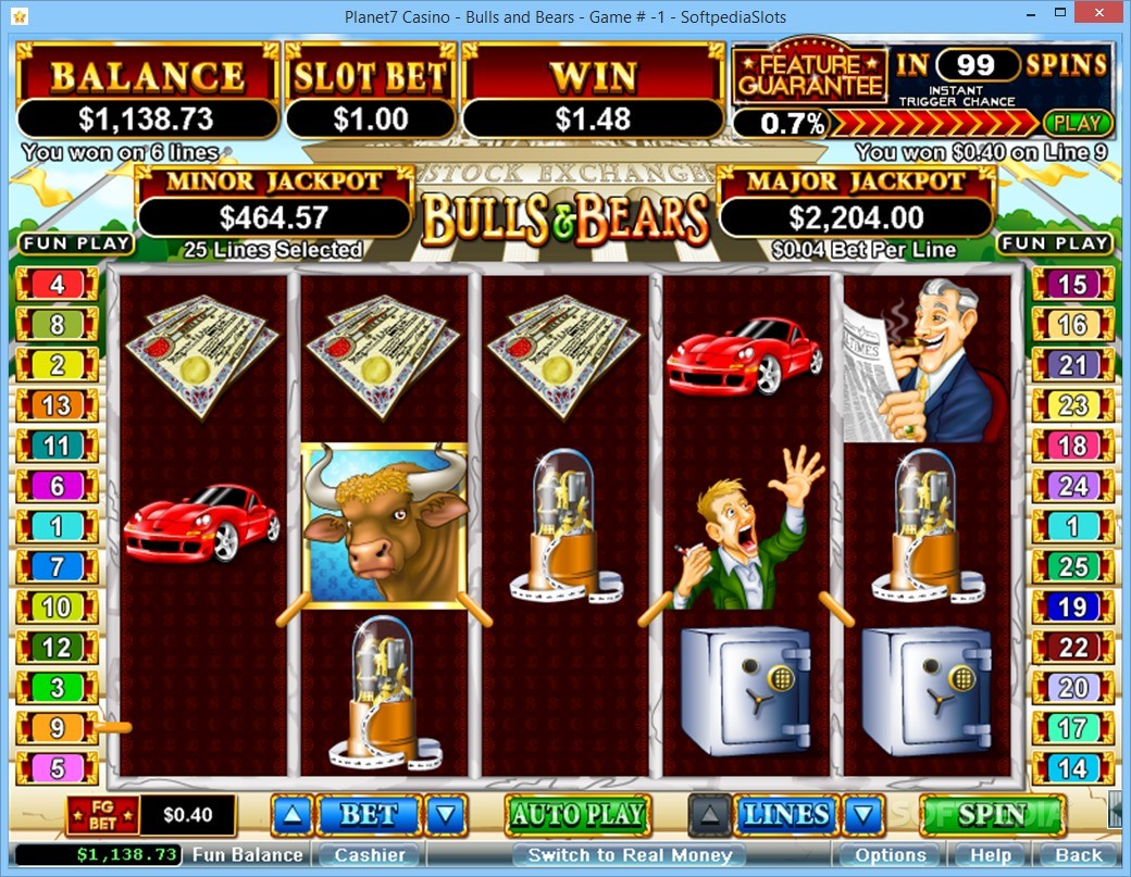 Slot machine games free no download no registration