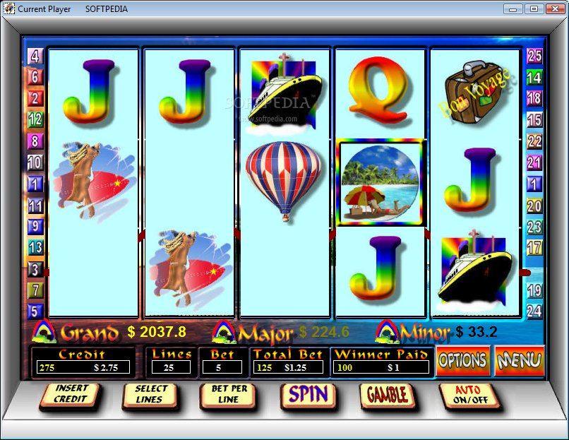 slot machine for fun only