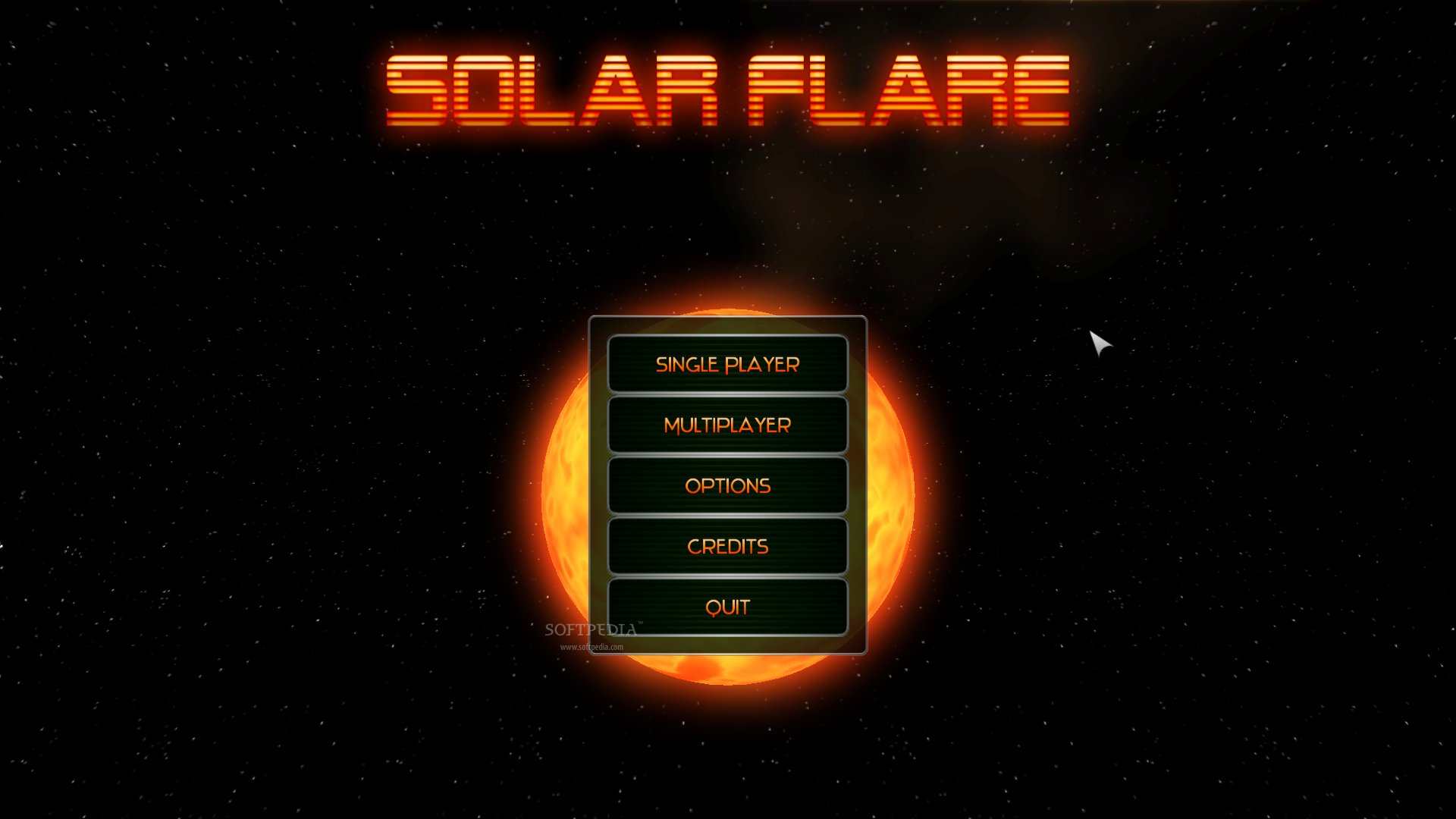 Solar Flare screenshot 1