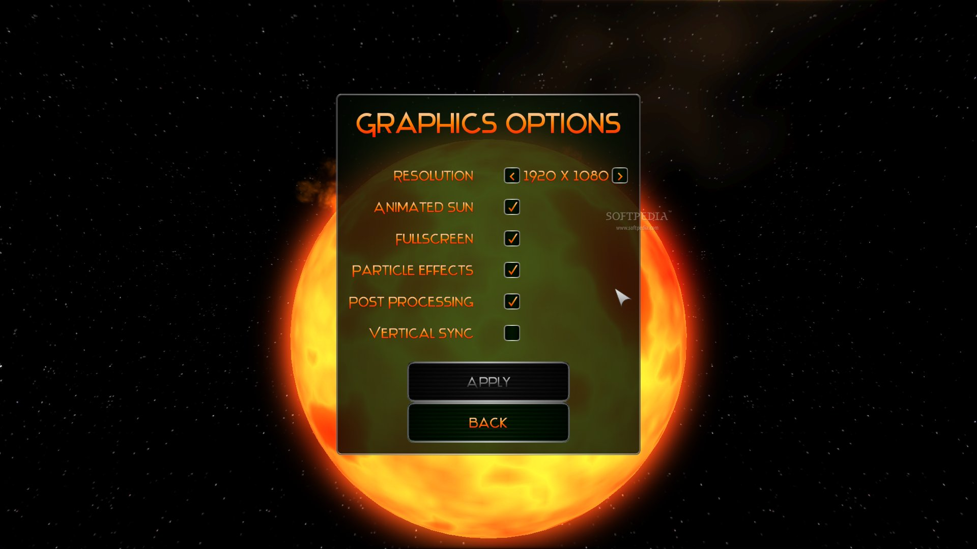 Solar Flare screenshot 2