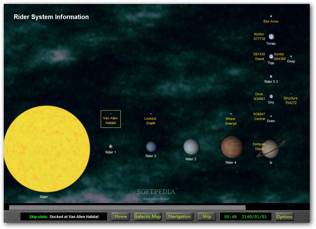 Solarex screenshot 4