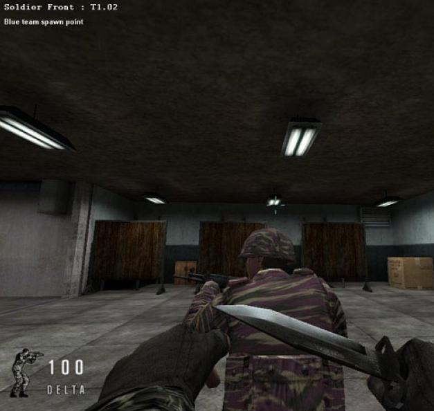 Soldier Front Client screenshot 1