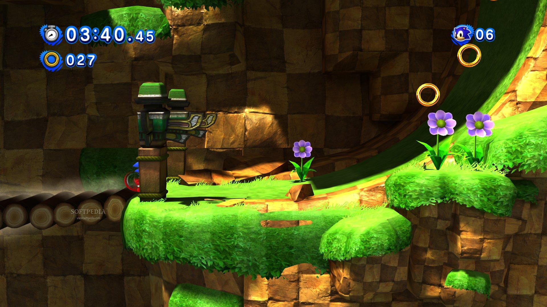 Sonic Generations Demo Download