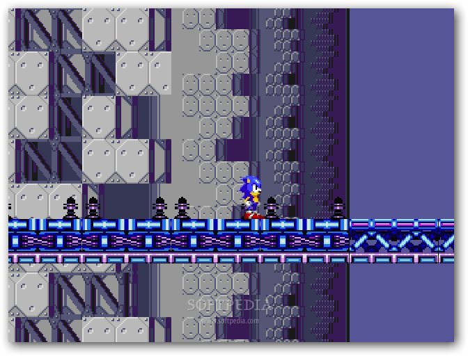 Sonic the Hedgehog - Master Crisis screenshot 2