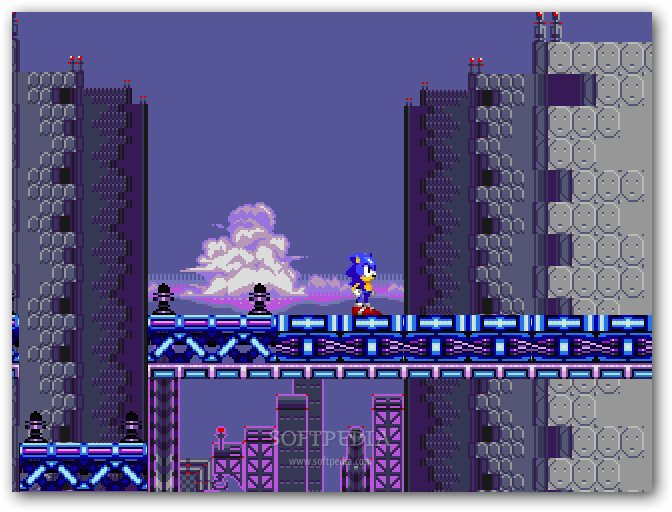 Sonic the Hedgehog - Master Crisis screenshot 3