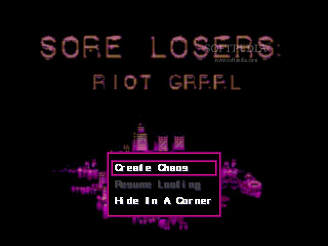 Sore Losers: Riot Grrrl screenshot 1