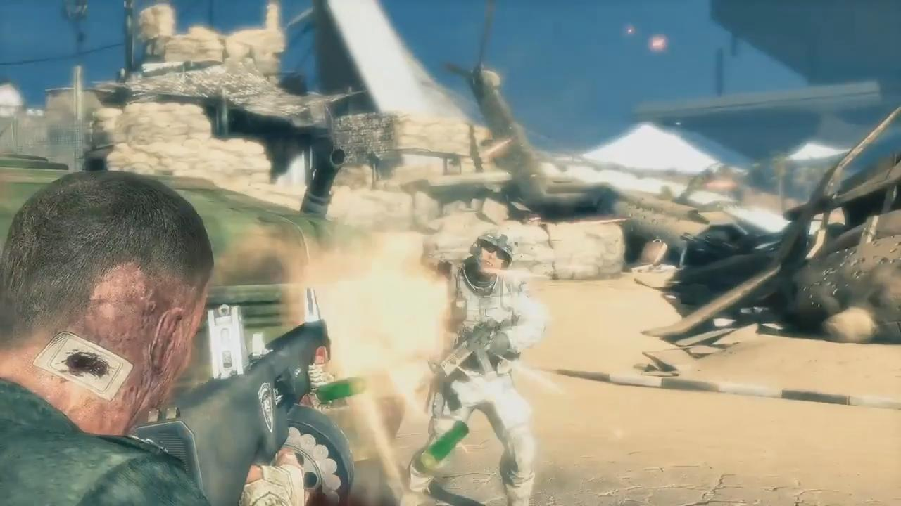 Spec Ops: The Line Launch Trailer screenshot 10