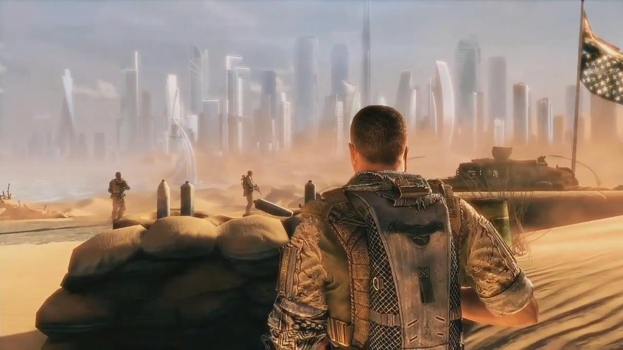 Spec Ops: The Line Launch Trailer screenshot 6
