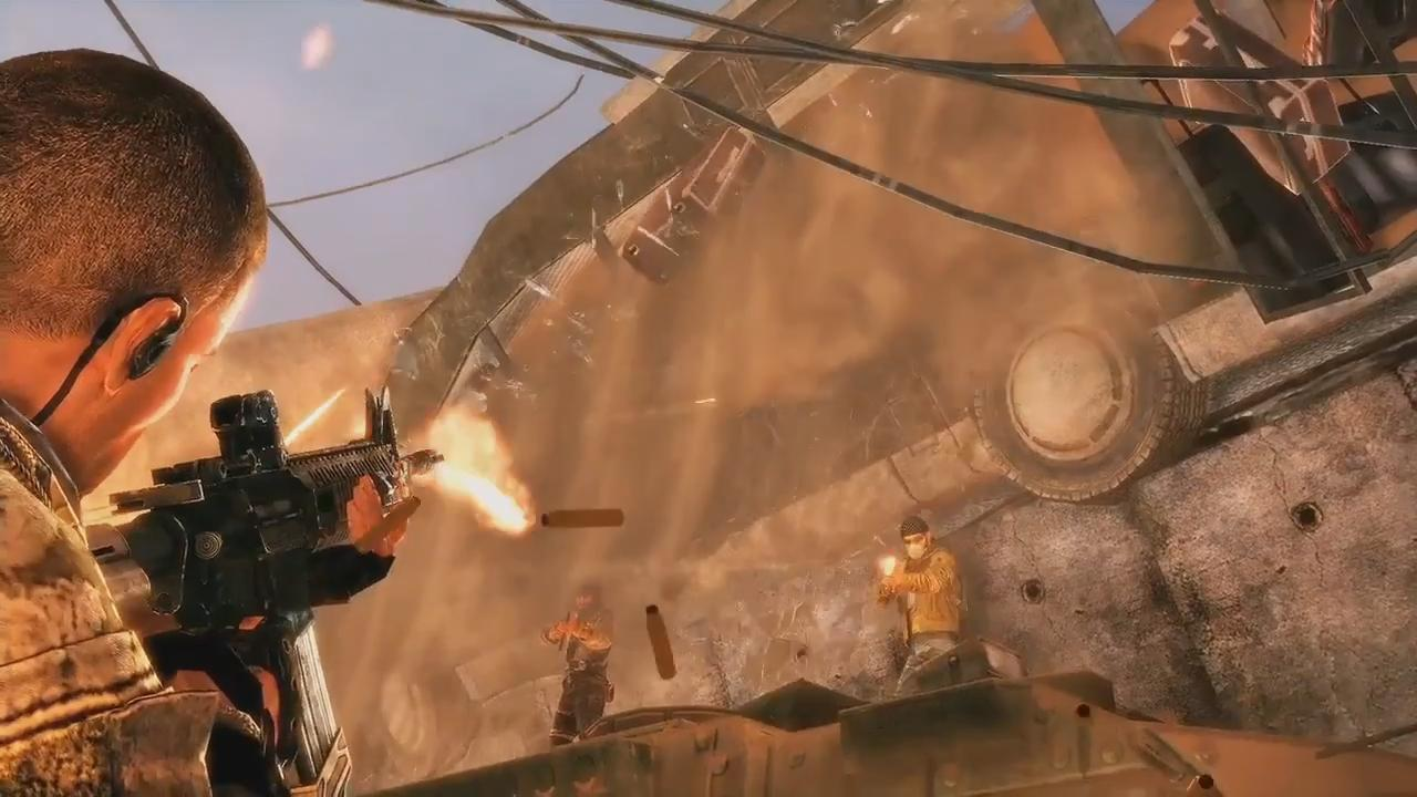 Spec Ops: The Line Launch Trailer screenshot 9
