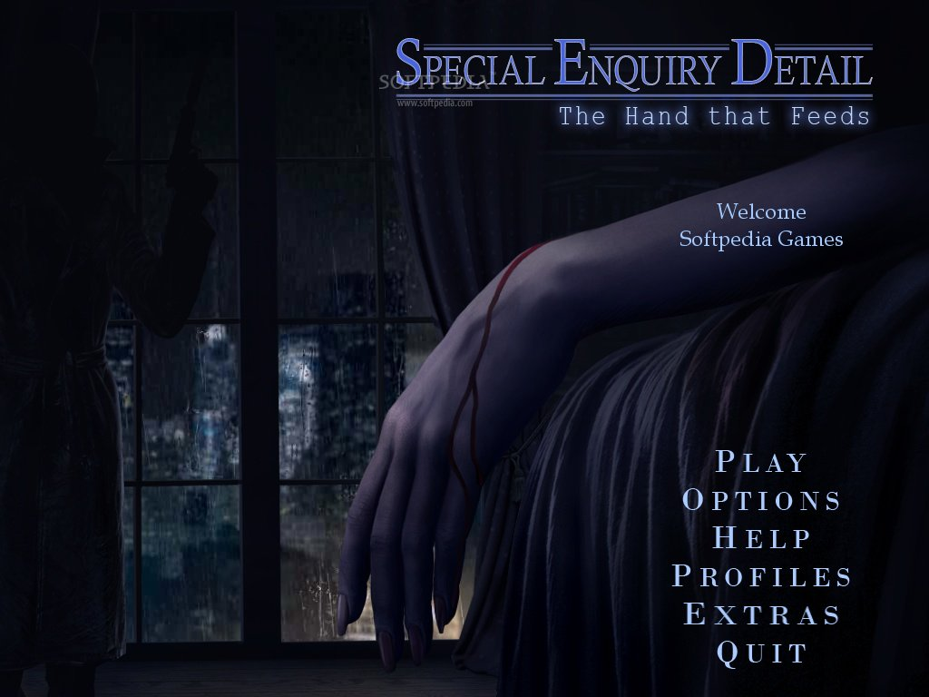 Special Enquiry Detail: The Hand that Feeds [DISCOUNT: 65% OFF!] screenshot 1