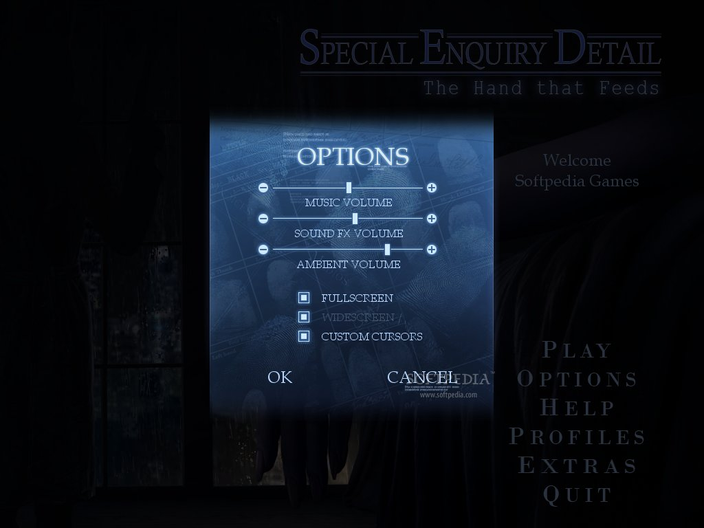 Special Enquiry Detail: The Hand that Feeds [DISCOUNT: 65% OFF!] screenshot 2