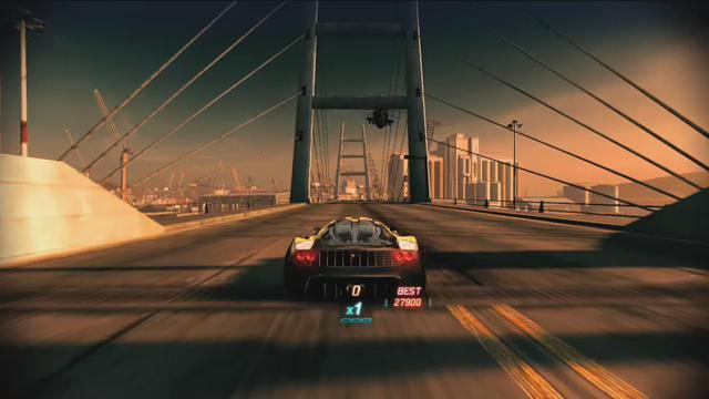 Split/Second - Single Player Trailer screenshot 3