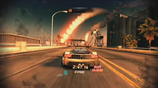 Split/Second - Single Player Trailer screenshot 7
