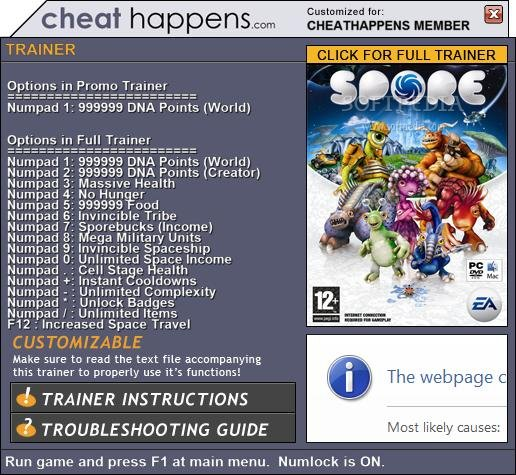 Spore Free Download For Mac