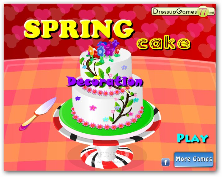 Spring Cake screenshot 1