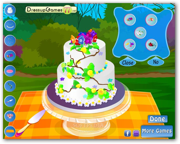 Spring Cake screenshot 2