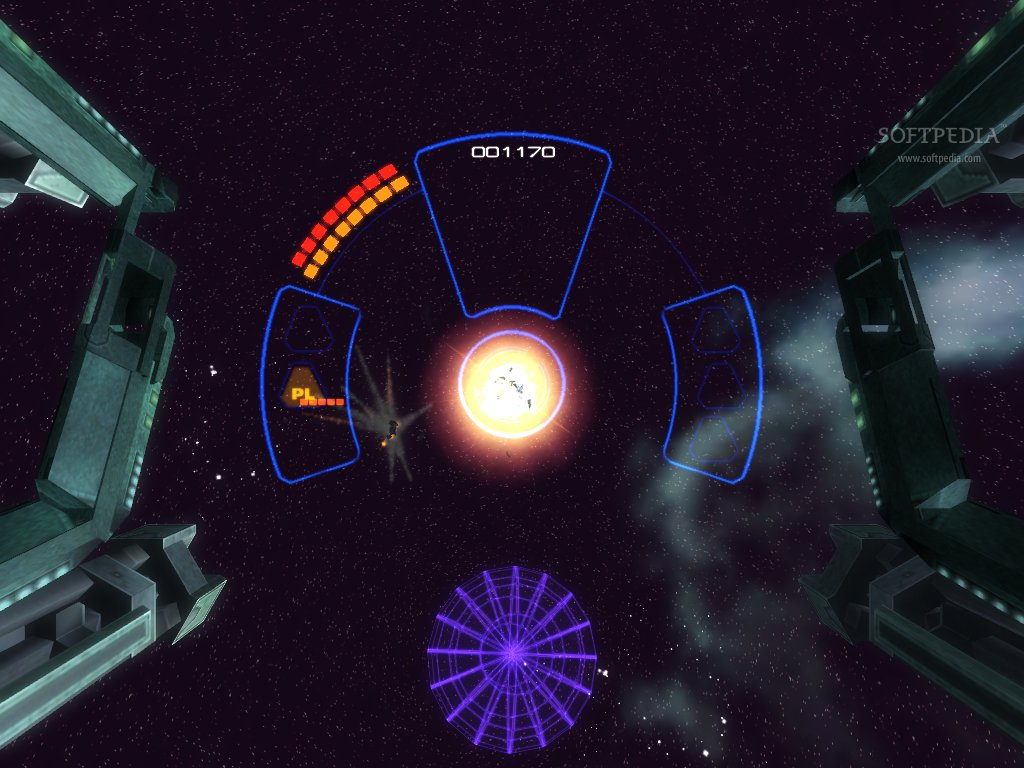 This is a cool 3d turret space shooter the main objective is to